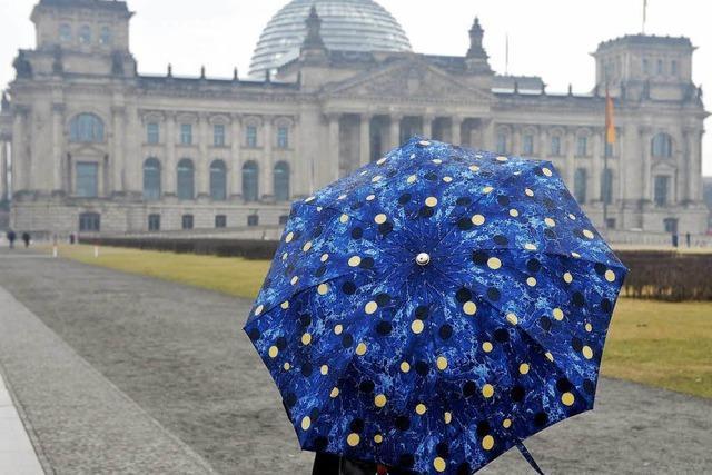 Bundestube und Parlameter: Verstehen, wie der Bundestag arbeitet