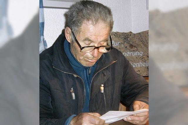Rudi Bader: Ein Fall fürs Guinness-Buch?