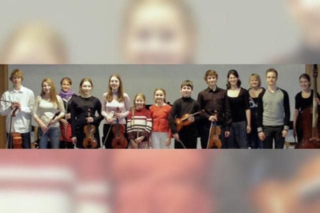 Die Musikschule demonstriert, welche Talente bei ihr schlummern