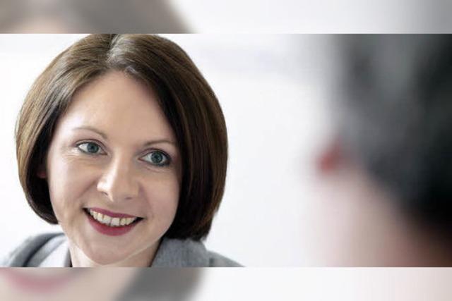 """Sandra Boser: """"Wir brauchen diesen Wechsel"""""""