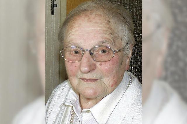 Mit 90 Jahren noch ganz fit