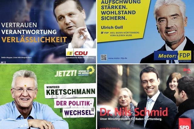 Alles Wissenswerte rund um die Landtagswahl