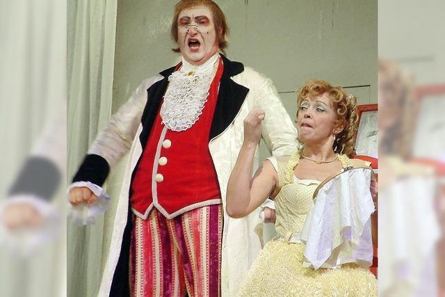 Vergnügliche Opernstunden