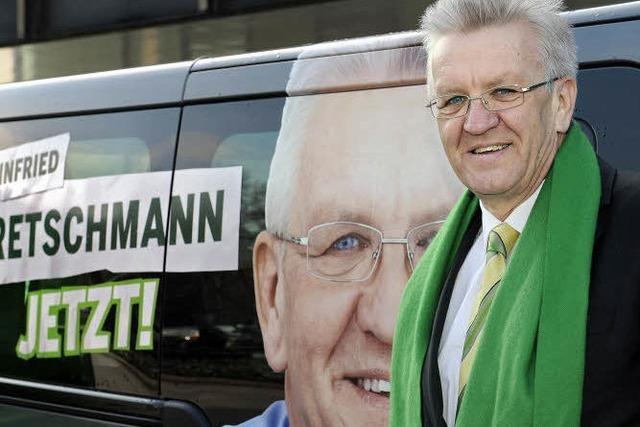 Winfried Kretschmann - der Erwin Teufel der Grünen
