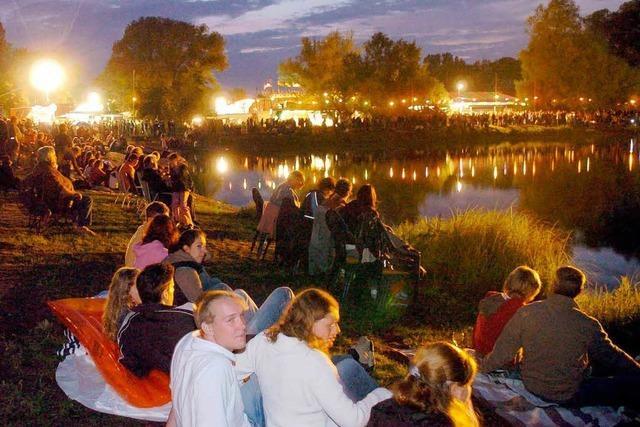 Schutterner Seenachtsfest steigt wieder – aber ohne Feuerwerk
