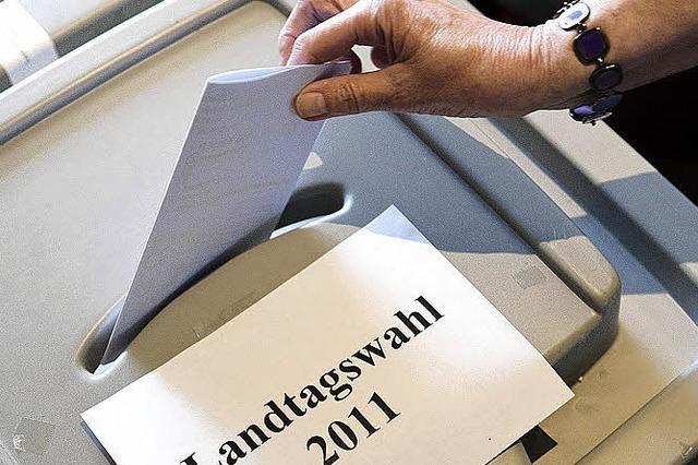 Mehr als 1500 junge Menschen bestimmen zum ersten Mal mit