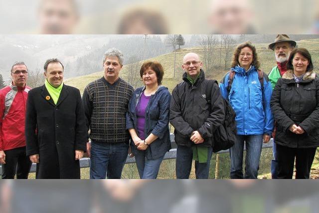 Förderung kleinerer Familienbetriebe im Bergland