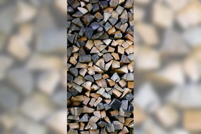 Ein Hoch auf den Holzpreis