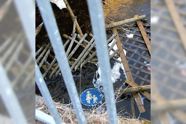 Schon wieder Vandalismus in St. Blasien