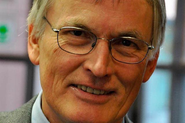 Landrat Walter Schneider tritt nicht an zu Wiederwahl