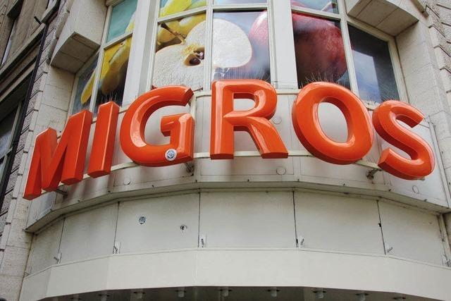 Migros Basel ächzt unter dem Einkaufstourismus