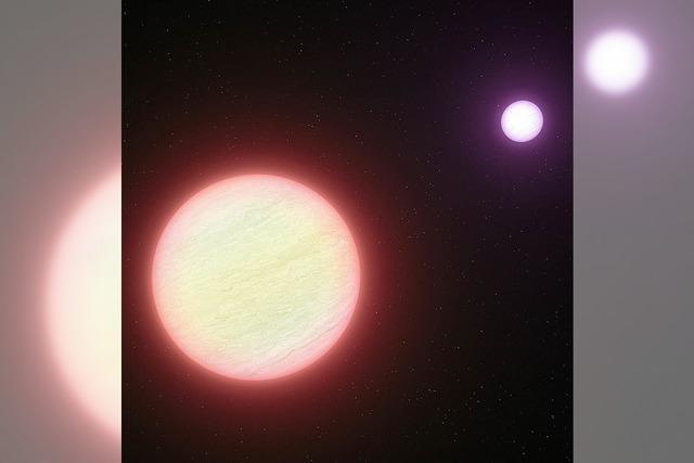Kein Stern und ziemlich kühl: Verblüffende Entdeckung im All