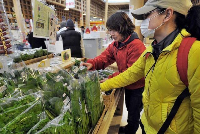 Wieder Alarm in Fukushima