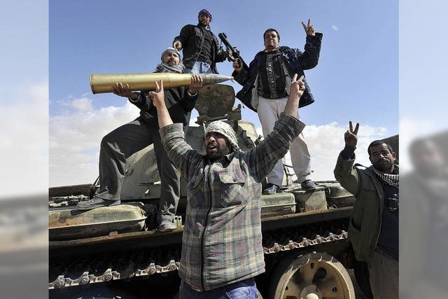 Libyen: Zwei Regierungen konkurrieren um die Macht