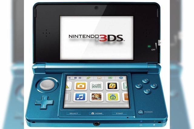 Nintendo 3DS - ein erster Erfahrungsbericht
