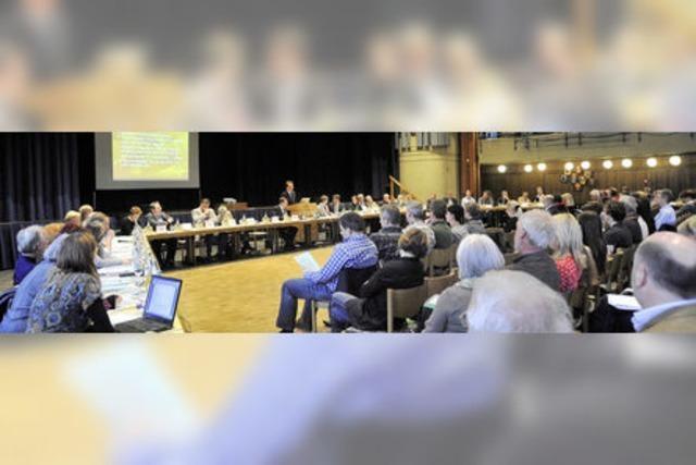 Klares Ja für Grundschule Britzingen