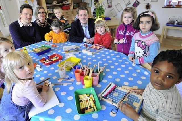 Wechsel der Trägerschaft: Oberlin-Kindergarten