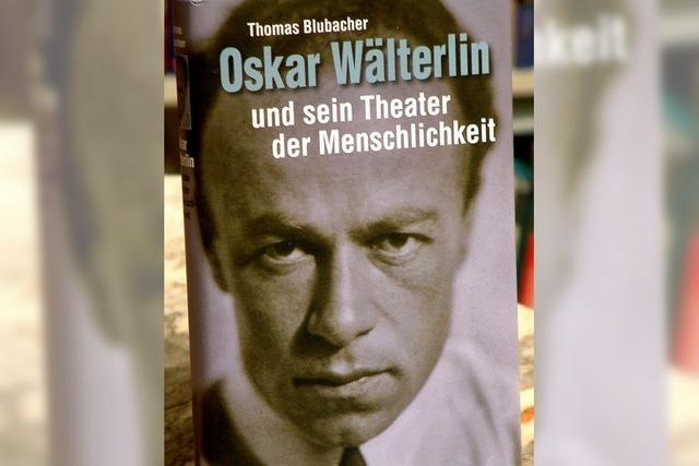 Der große Mann des Schweizer Theaters