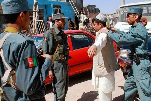 Partnering in Afghanistan: Papiertiger statt Kämpfer