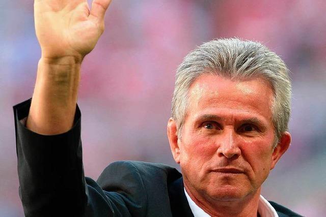 FC Bayern bestätigt: Heynckes wird Trainer