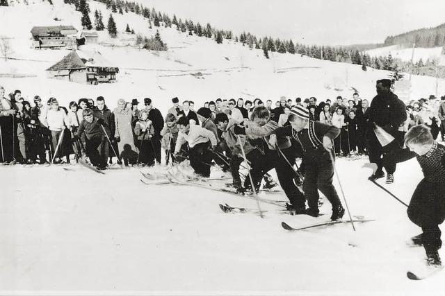 Verein aus Freude am Skilauf gegründet