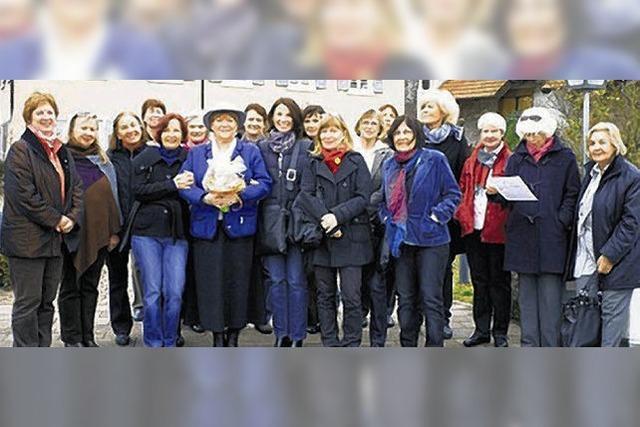 In der Stadt der spannenden Geschichte der Frauen auf der Spur
