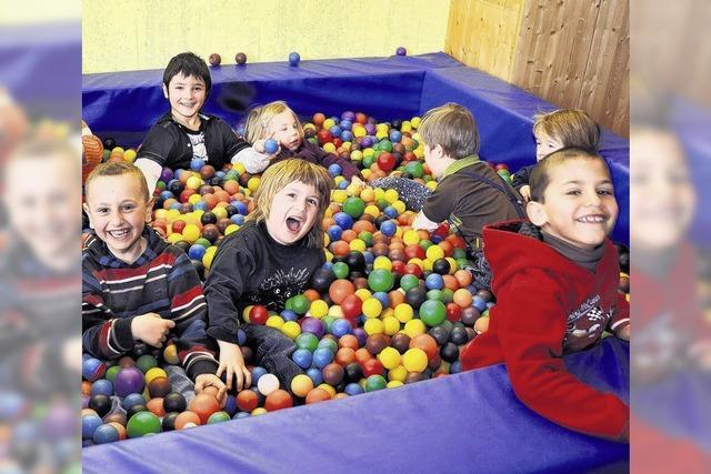 Mehr Personal für die Kindergärten