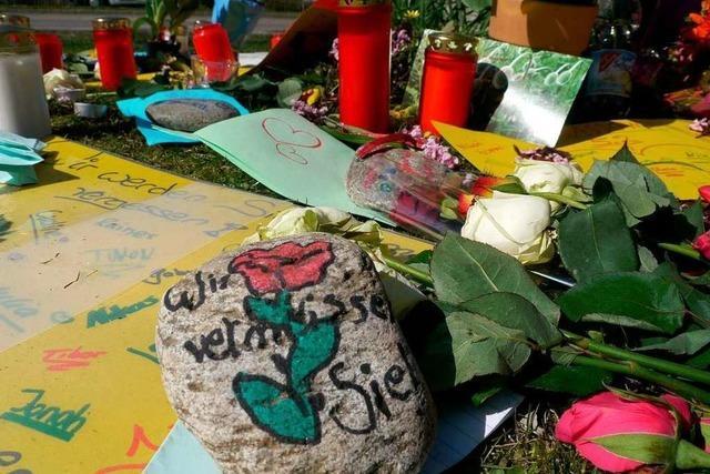 Tödlicher Unfall: Eine Schule trauert