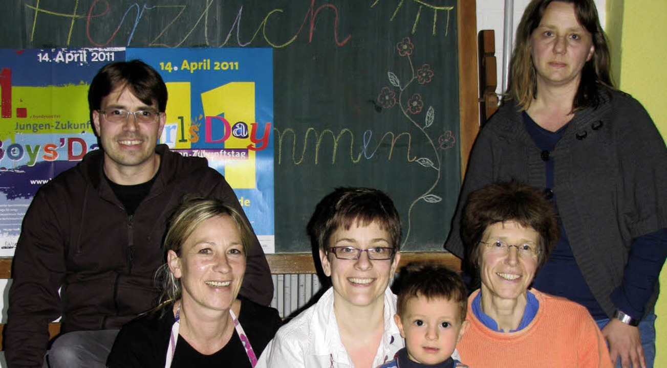 Vorstand des Fördervereins der Angenba...n Barbara Sallinger und  Ute Zettler.   | Foto: Kristin Fritz