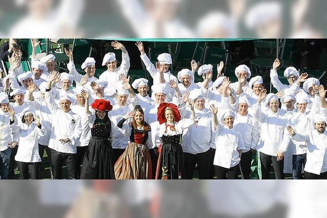 Schifffahrt durch die kulinarische Region Oberrhein