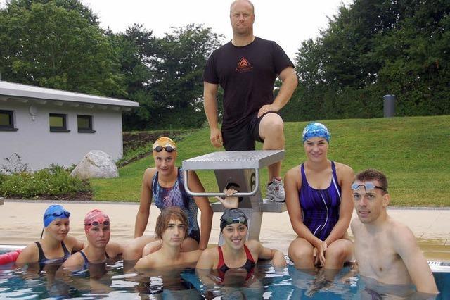 Fehlende Wasserfläche bremst das Schwimm-Team