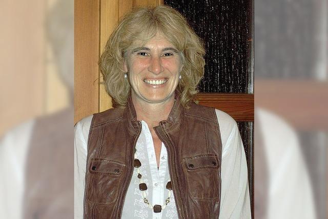 Claudia Scharf ergänzt Führungstrio