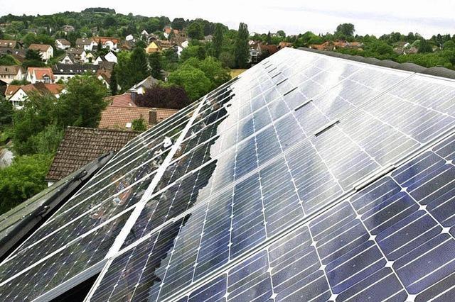 Klares Plädoyer für den Solarstrom