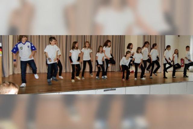 Gemeinsam tanzen, gemeinsam leben