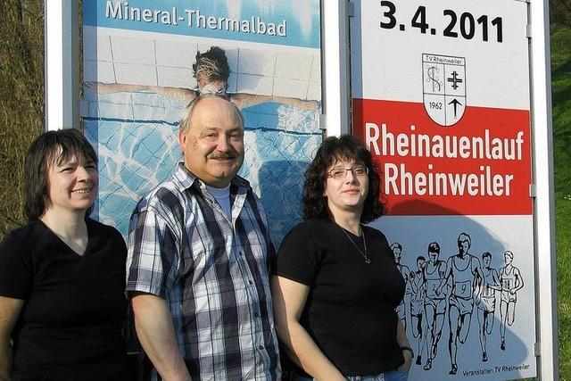 Kassenplus und Rheinauenlauf