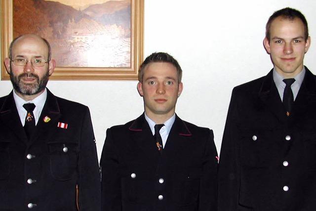 Zwei Stellvertreter für Kommandant Strittmatter