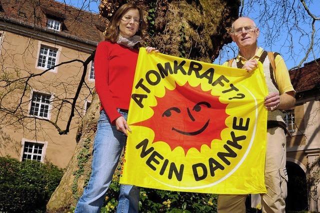 Anti-Atomkraft-Gruppe: