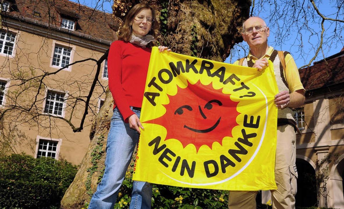 Sofort abschalten, finden Elke Brandes (links) und Dieter Schneyinck.   | Foto: Thomas Kunz