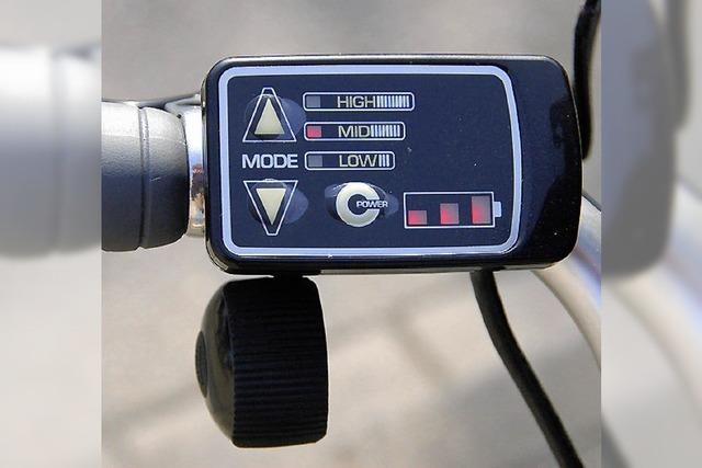 BZ-TESTFAHRT: Radeln mit Rückenwind
