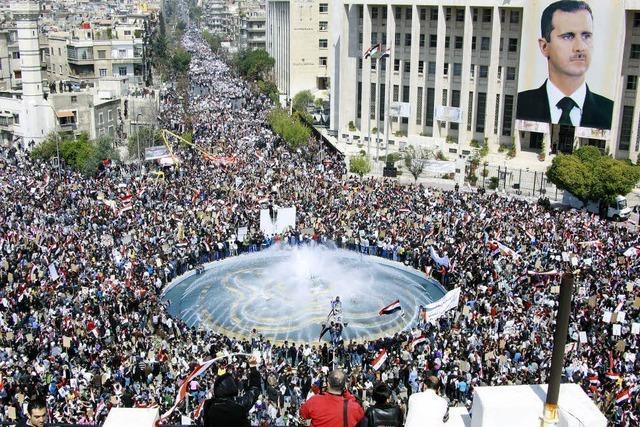 Assad verspricht Reformen