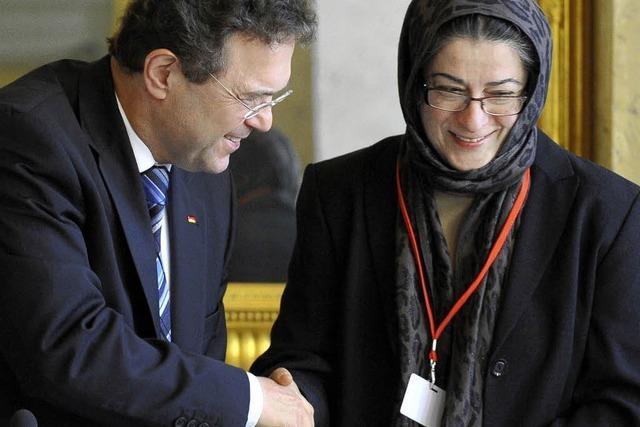 Islamkonferenz kurz vor dem Eklat