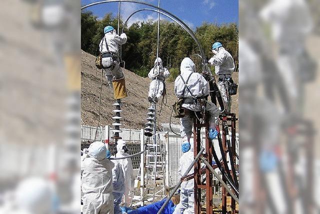 Fukushima-Desaster kann noch Monate dauern