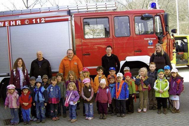 Was macht eigentlich die Feuerwehr?