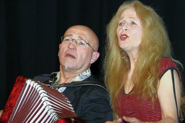Musikalisch mitreißendes Elsässer Duo