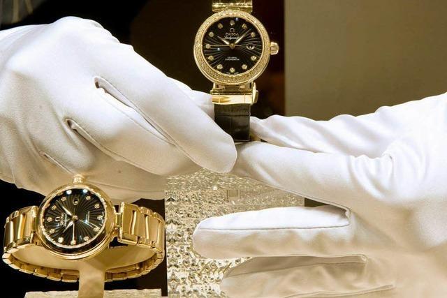 Diebe stehlen in Basel Diamanten in Millionenwert