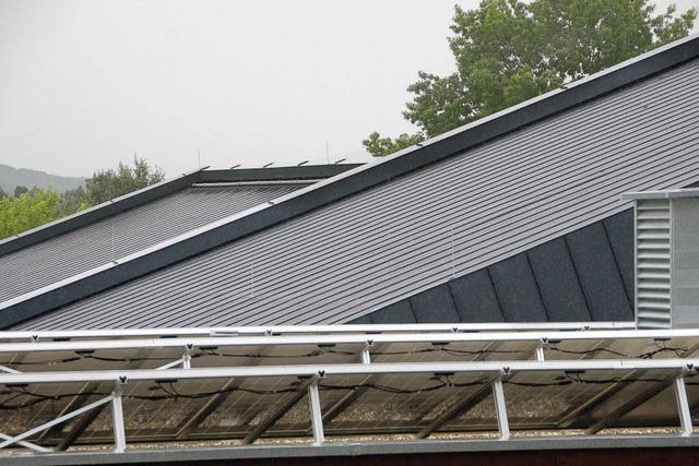 Bürger als Genossen für Solarenergie