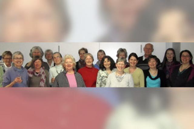 Hospizgruppen rücken näher zusammen