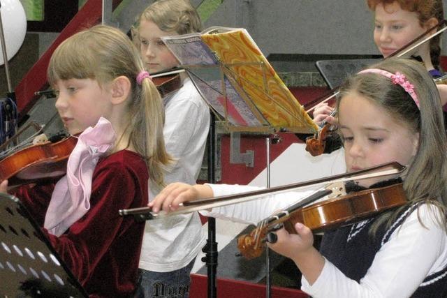 Jugendmusikschule: 35000 Euro unerwarteter Gewinn