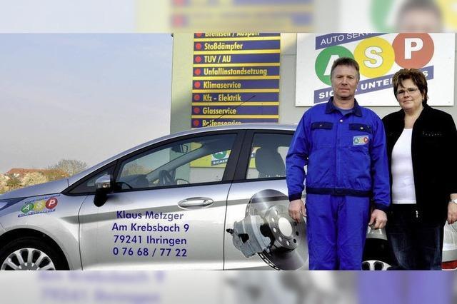 Service rund ums Auto