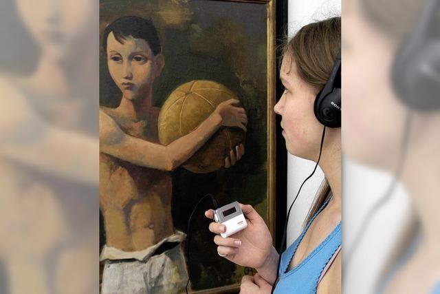 Breisacher Museum erhält Erlös einer Messe in Colmar